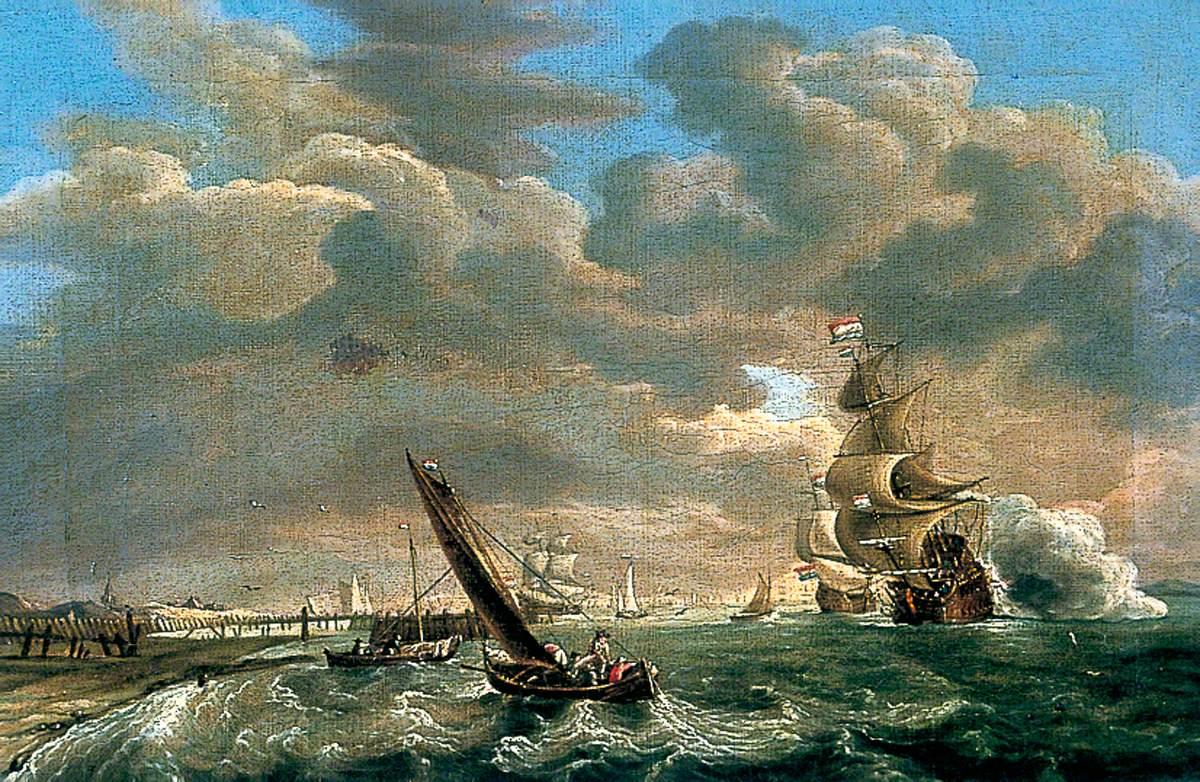 The Coast near Den Helder