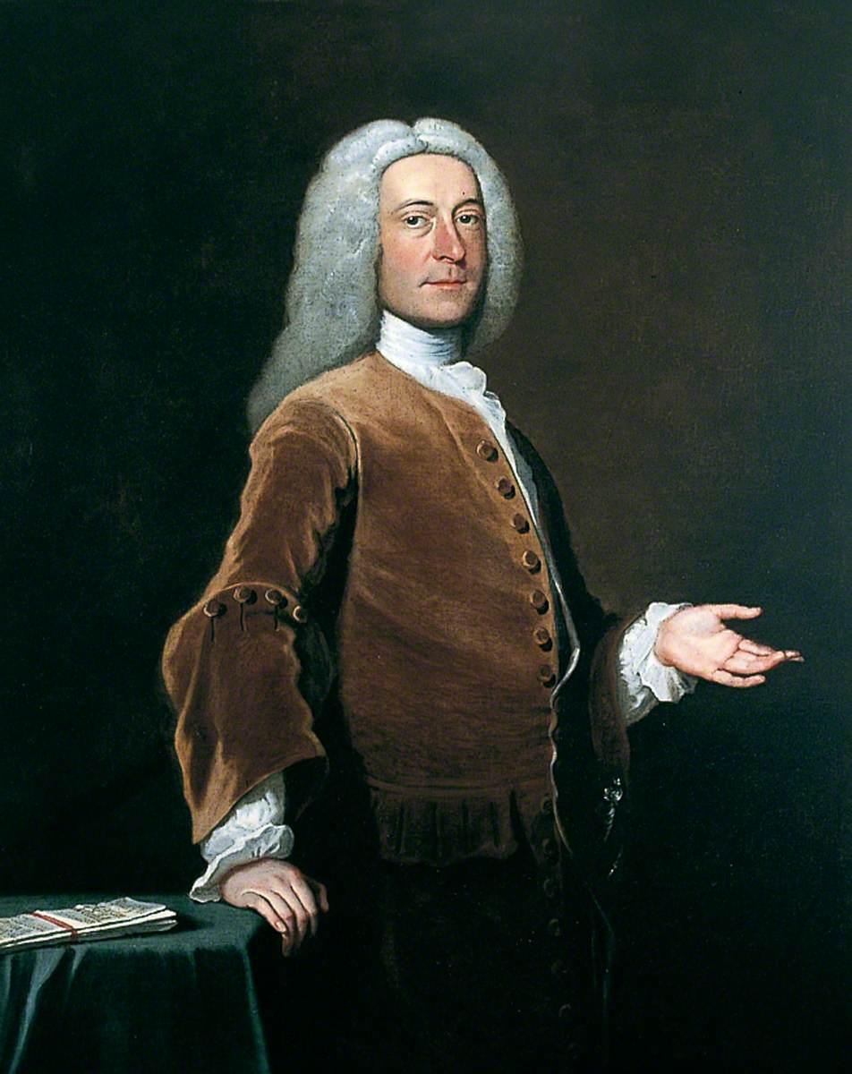 The Right Honourable Edward Thompson of Marston