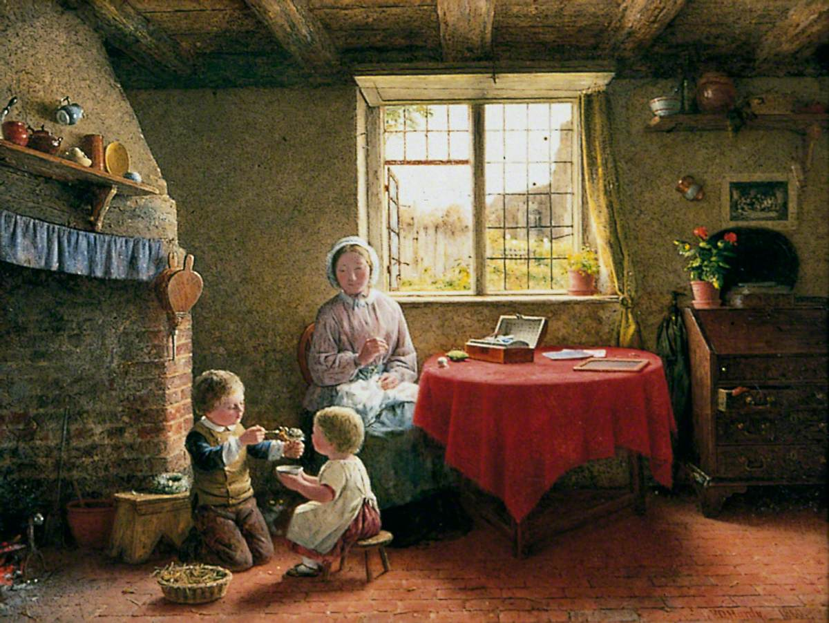 The Three Orphans