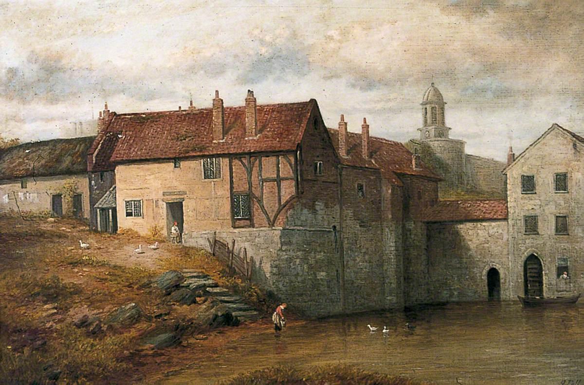 Castle Mills, York