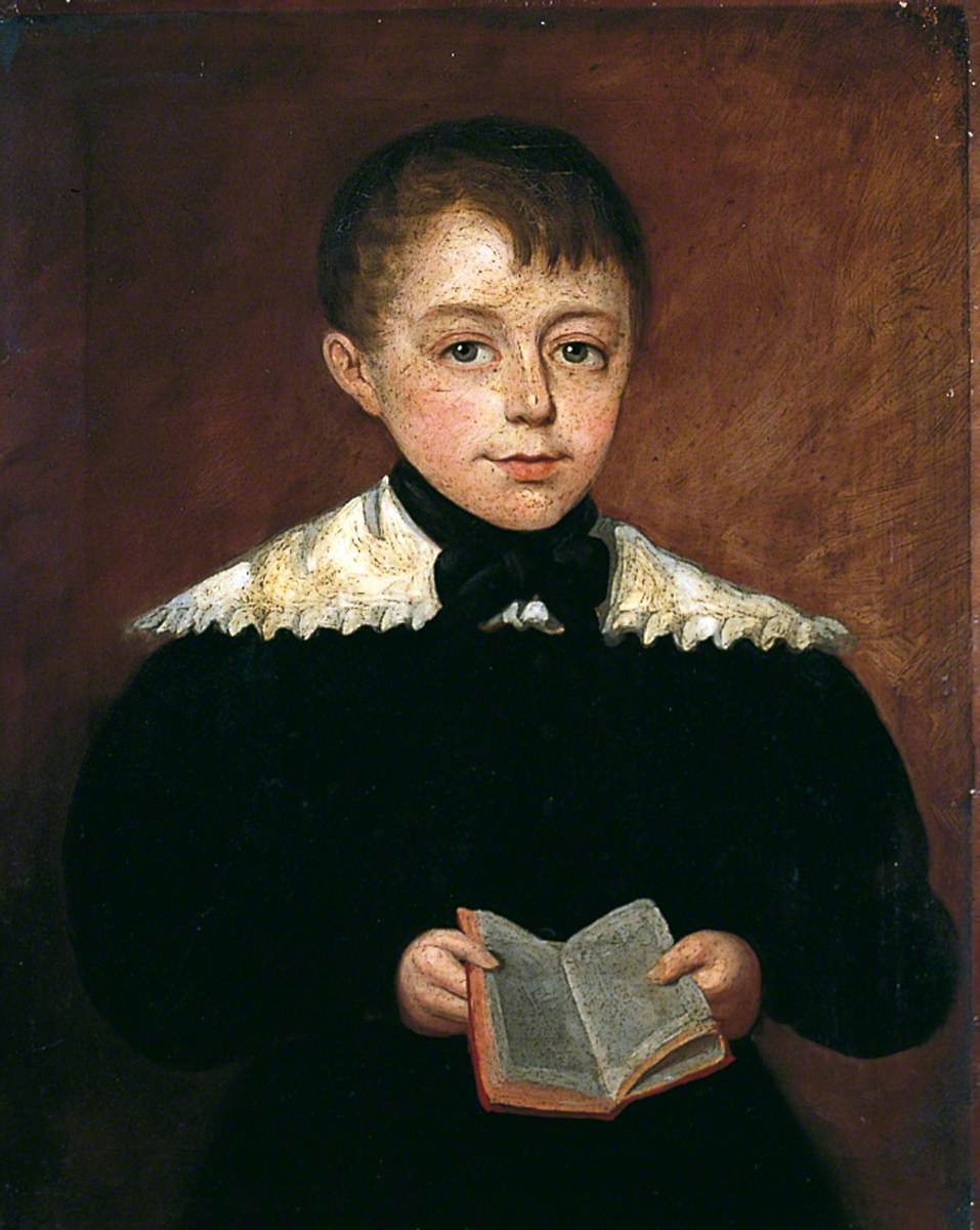 Joseph Agar (1832–1920), Lord Mayor of York, as a Boy