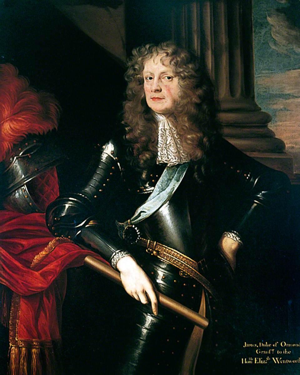 James Butler, Duke of Ormond