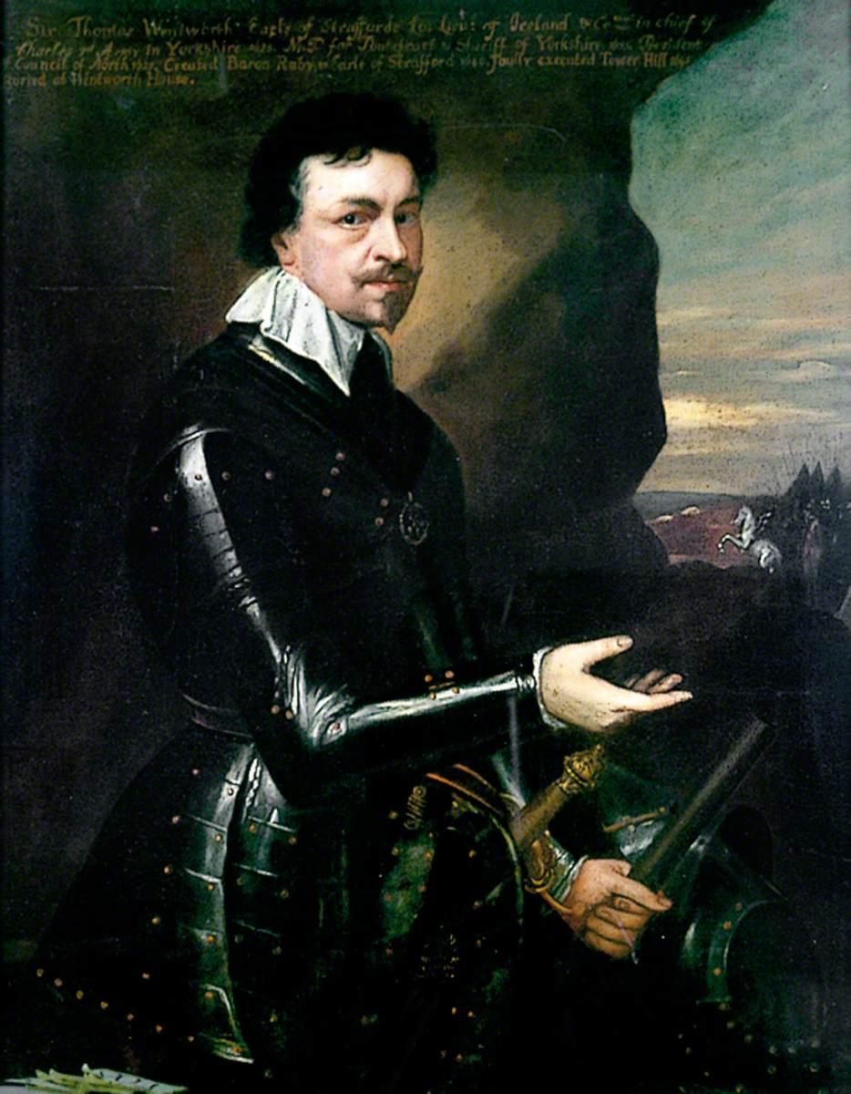 Thomas Wentworth (1593–1641), First Earl of Strafford
