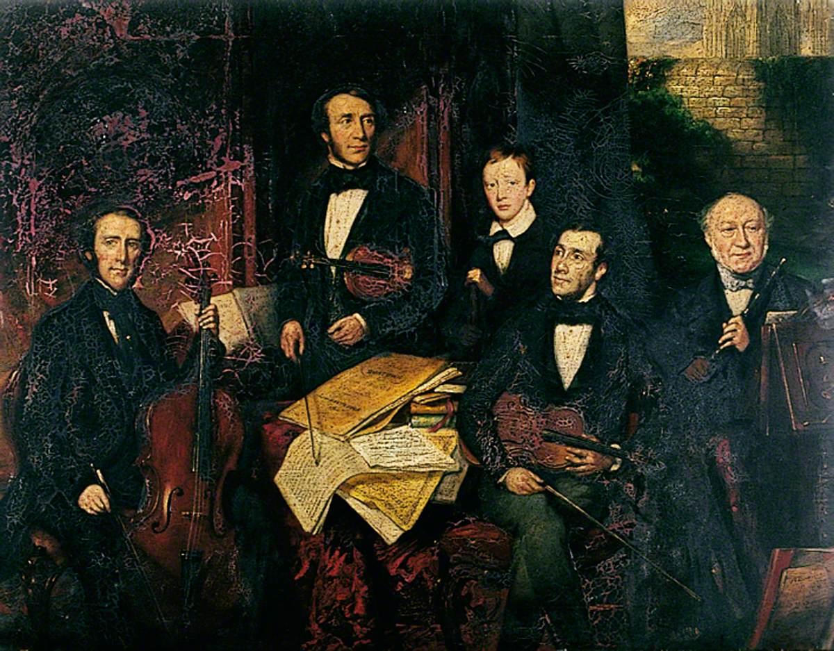 The Groves Quartet