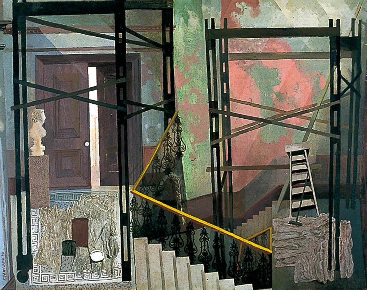 Art Gallery: Transition