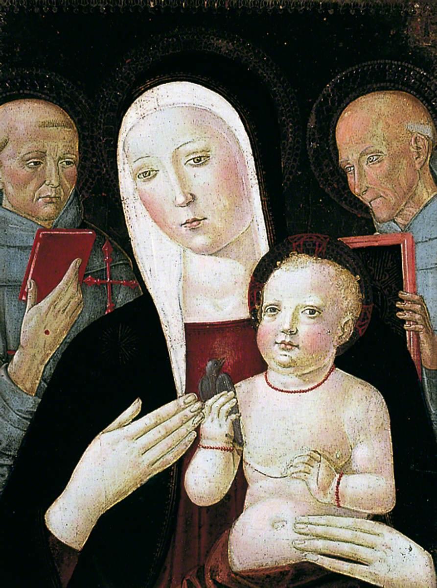 Madonna and Child with Saint Francis and Saint Bernardino of Siena