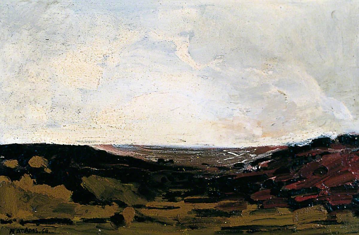 Study in Ribblesdale, Yorkshire