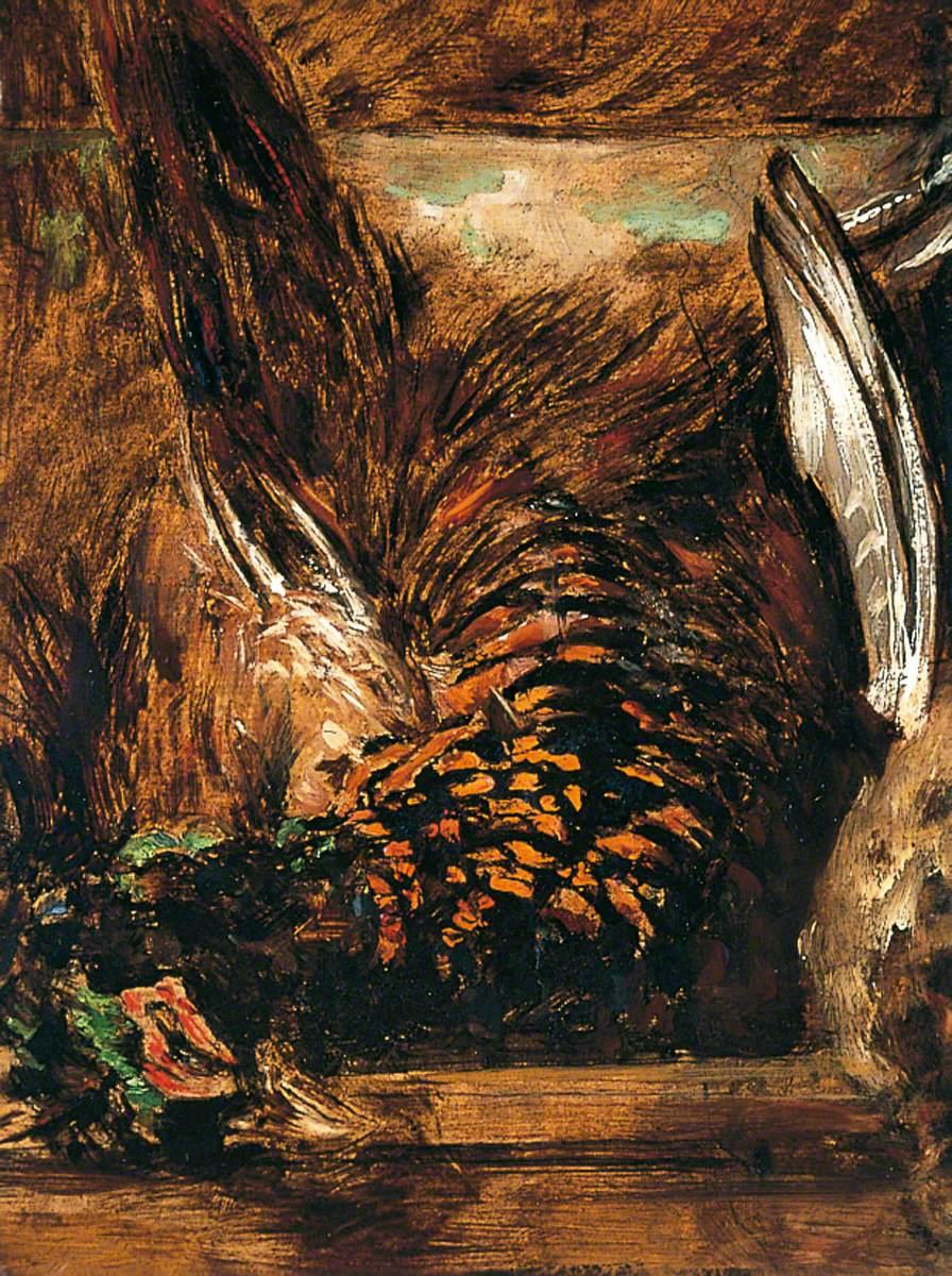 Dead Pheasant