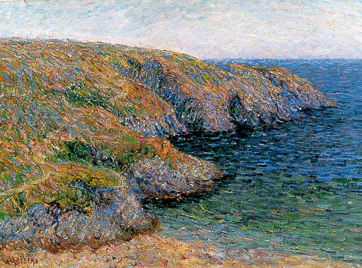 Port Goulphar, Belle-Ile-en-Mer