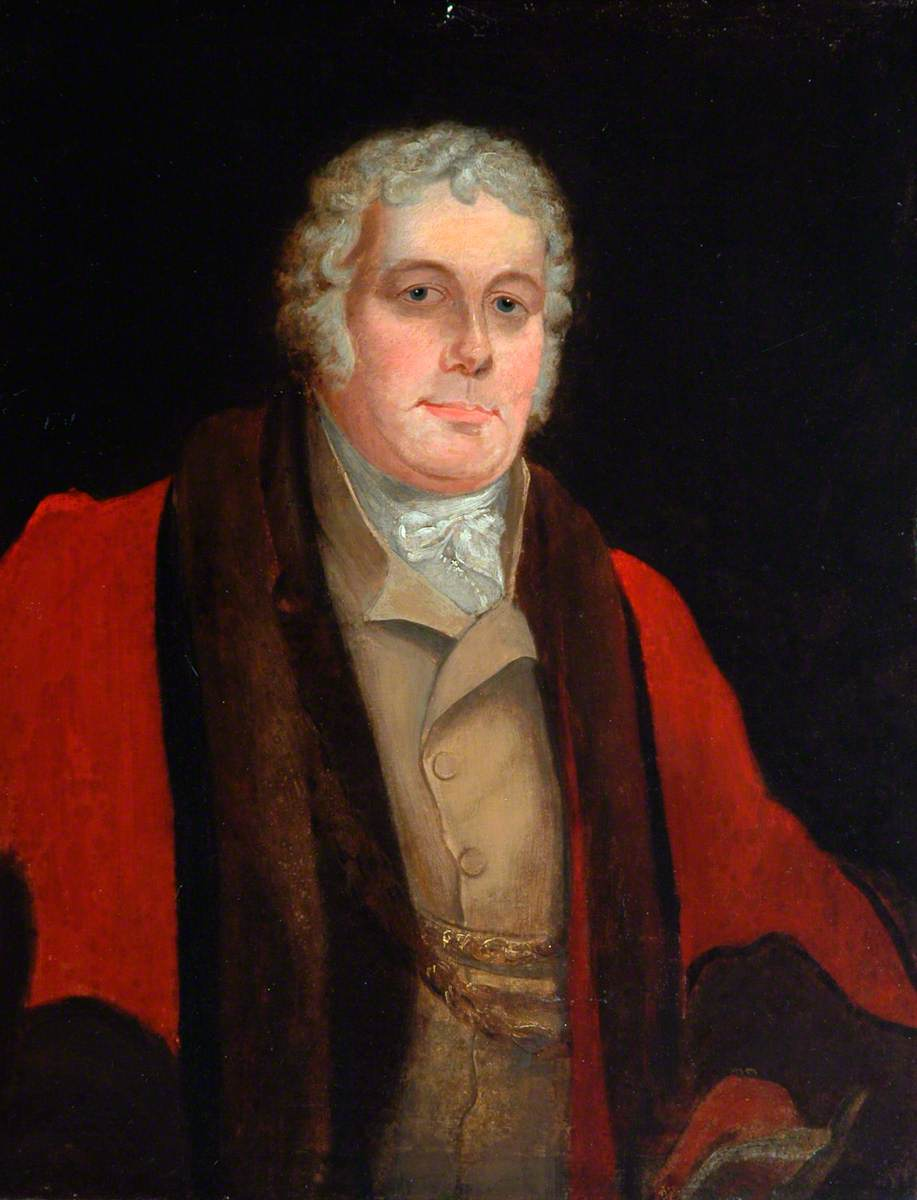 Alderman Robert Cattle, Lord Mayor (1840–1841)