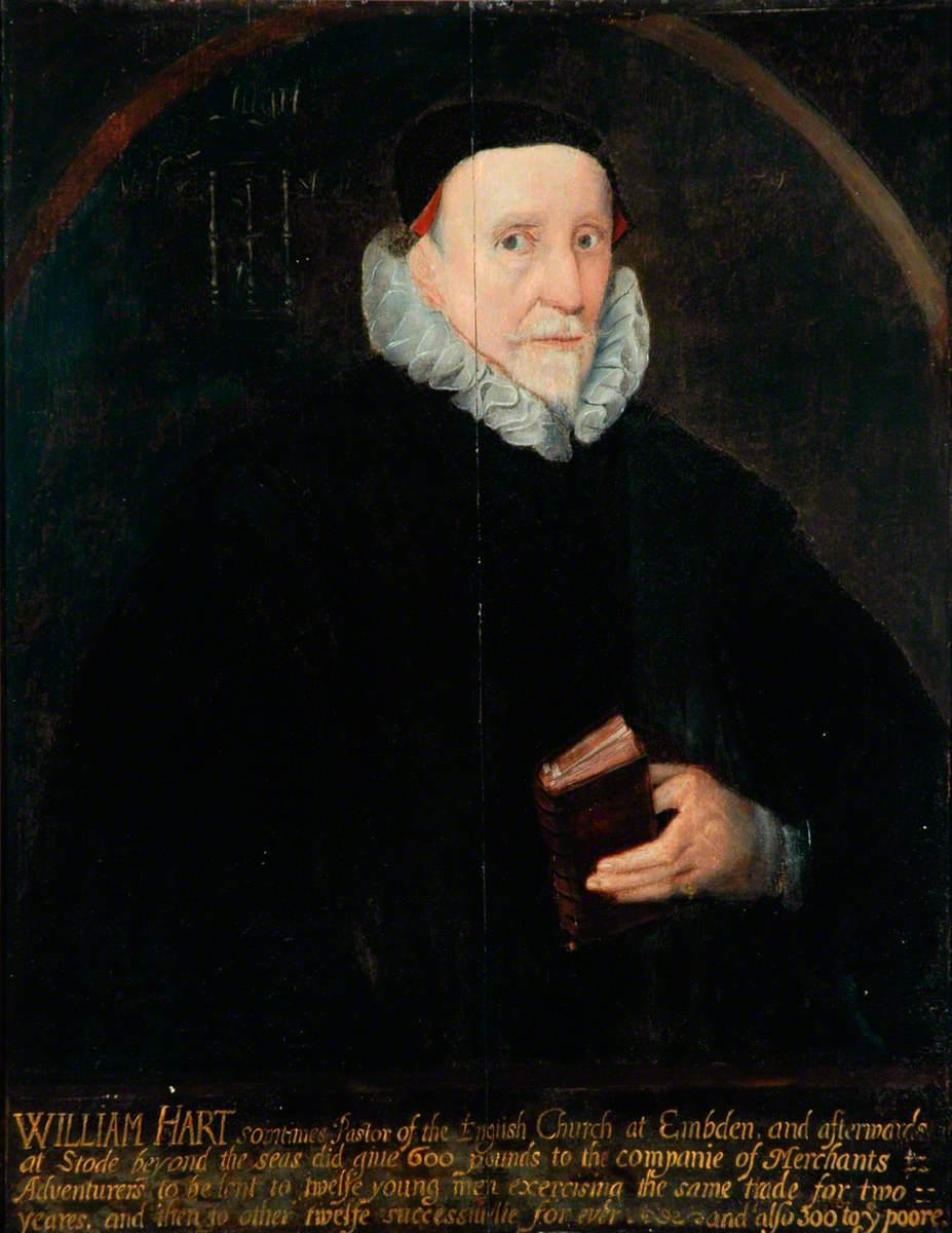 William Hart (d.1633), Merchant Adventurer and Preacher