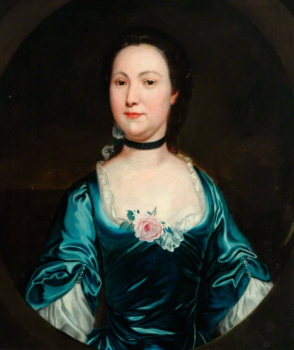 Catherine Ellen Stowe, Wife of John Stowe (1719–1777)