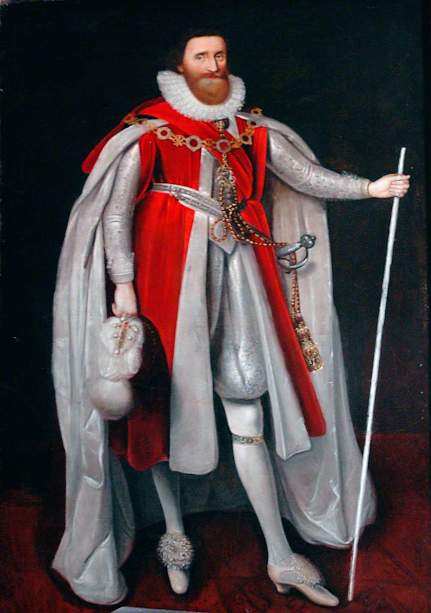 Lodovick Stewart, KG, Duke of Lennox, Duke and Earl of Richmond, Earl of Newcastle upon Tyne, and Baron Settrington, Lord Great Chamberlain and Admiral of Scotland, and Lord Stewart of the Household of King James the First of England