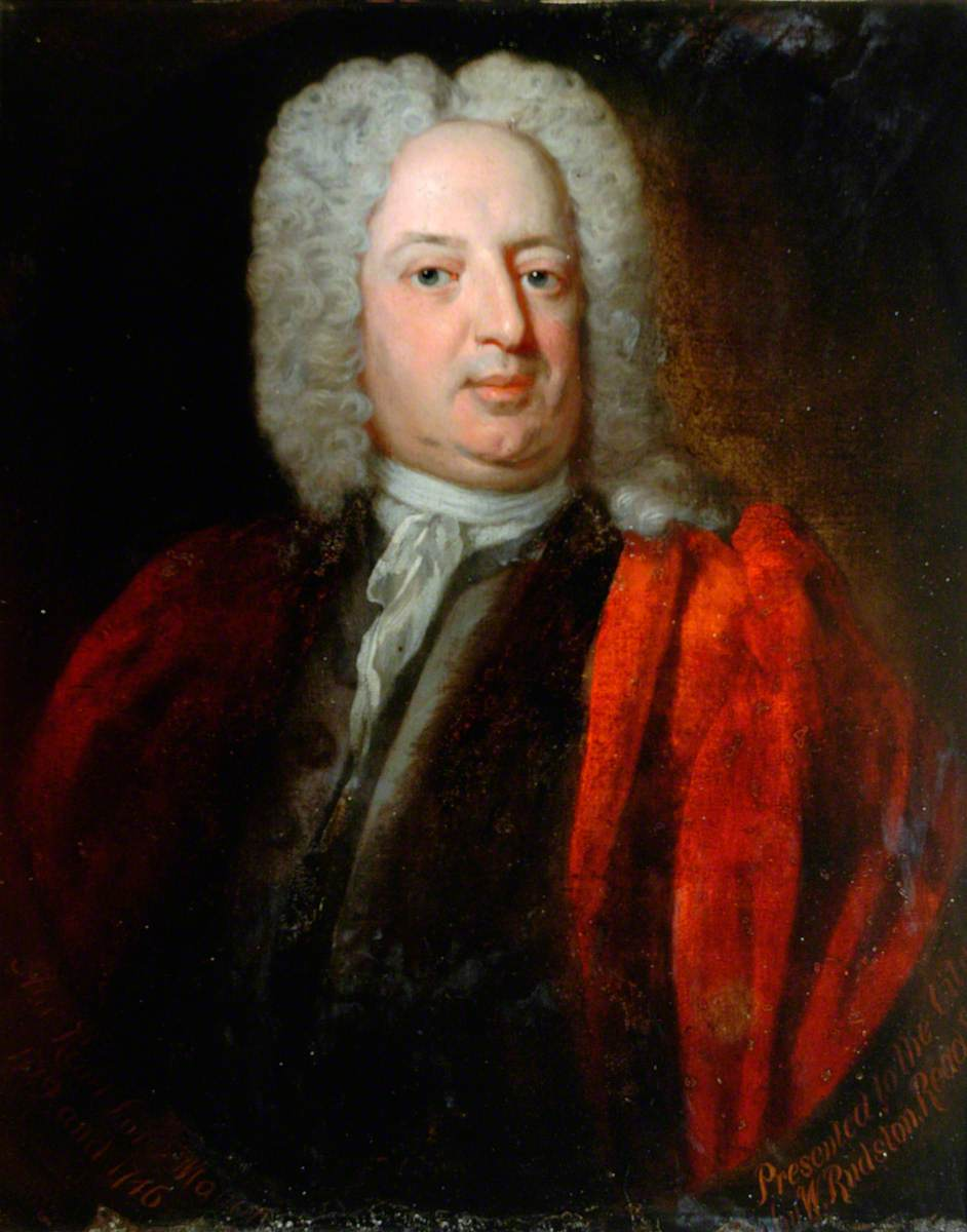 Alderman Read, Lord Mayor (1719 & 1746)
