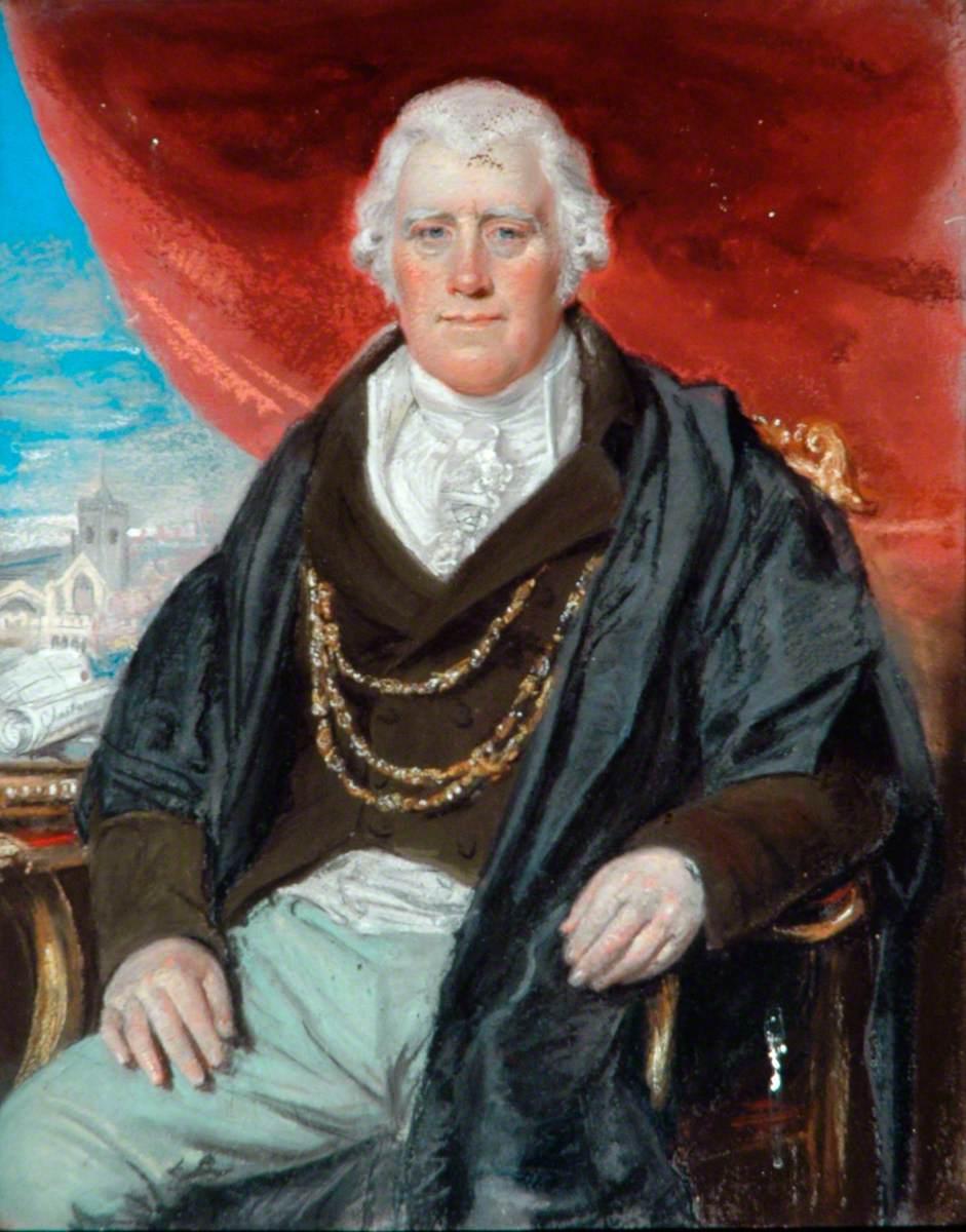 Thomas Hartley, Lord Mayor of York (1789 & 1803)