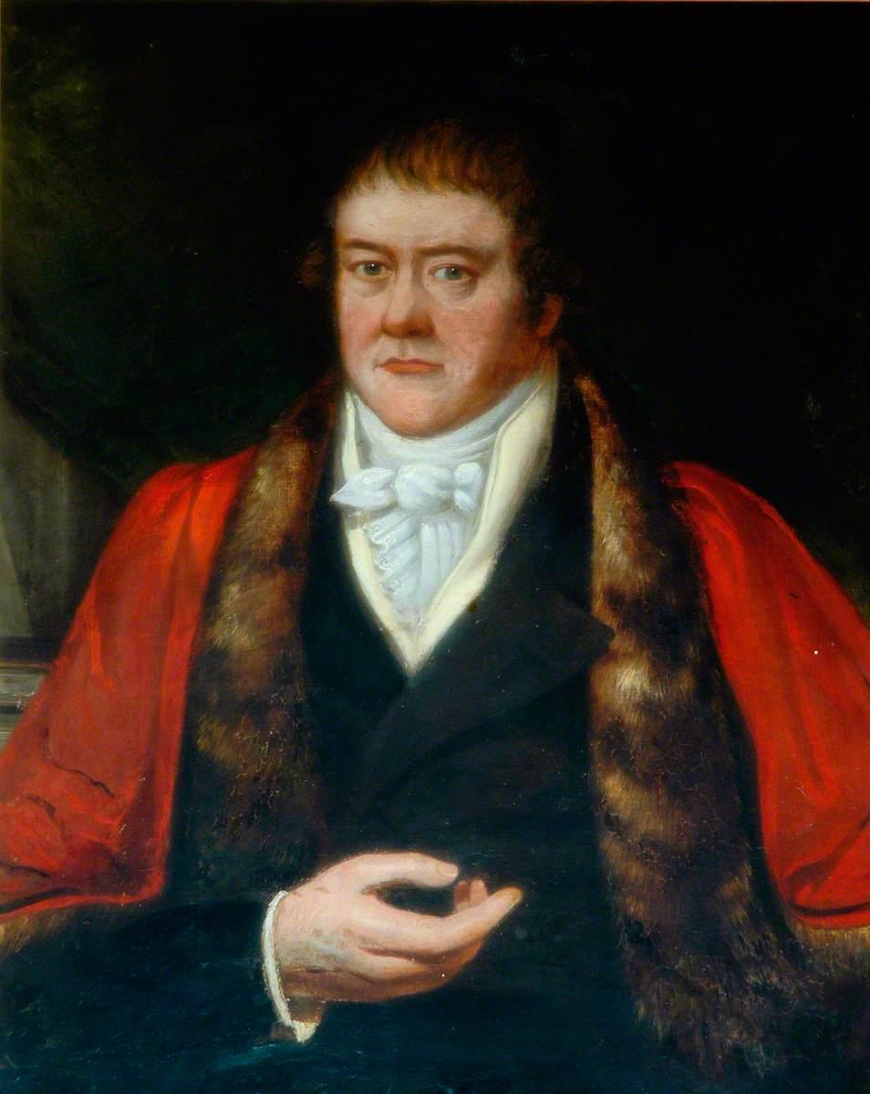 George Cressy, Sheriff of York (1813)