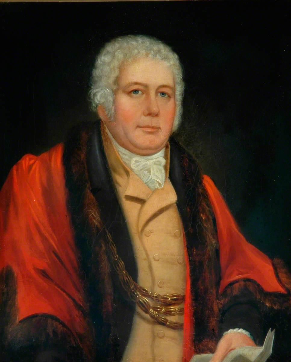 Alderman Robert Cattle, Lord Mayor (1840–1841)
