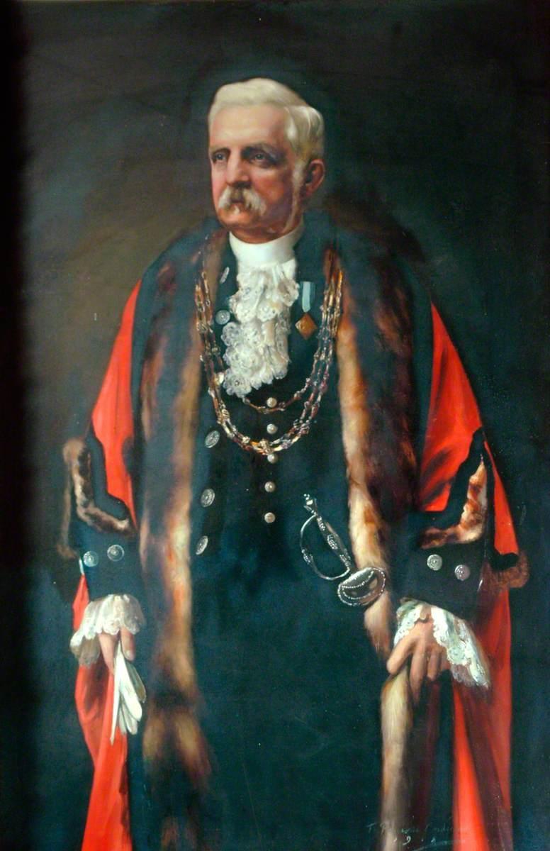 Sir Christopher Milward, Lord Mayor of York (1895–1896 & 1896–1897)