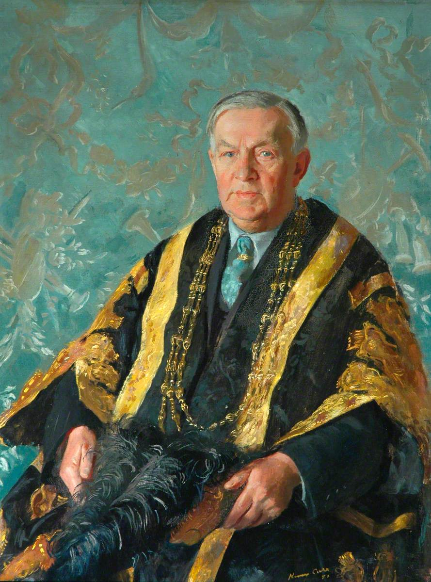 John Bowes Morrell, Lord Mayor (1914–1915 & 1949–1950)