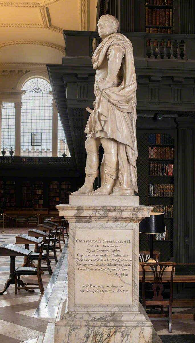 Christopher Codrington (1668–1710)