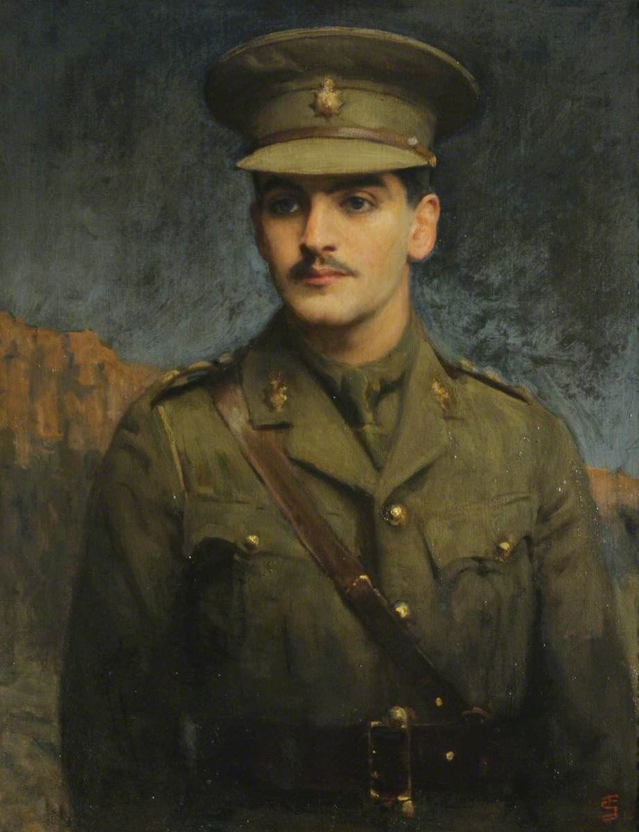 Seymour Jacob Henry Van den Bergh (1890–1917), Commoner (1909), Captain of Rugby (1912–1913)