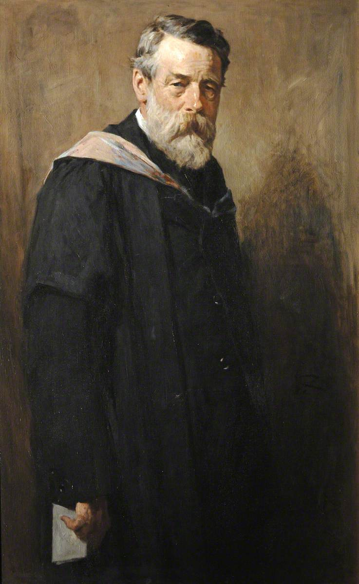 James Leigh Strachan Davidson (1842–1916), Exhibitioner (1862), President of the Union (1867), Fellow and Tutor in Classics (1866–1907), Dean (1874–1907), Master (1907–1916)