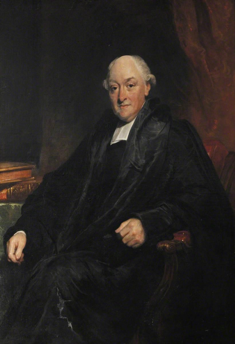 Richard Prosser (c.1748–1839), Commoner (1767), Fellow (1773–1792), Archdeacon of Durham (1808–1839)