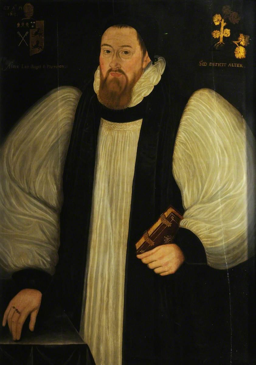 Francis Godwyn (1562–1633), Bishop of Llandaff (1601), Bishop of Hereford (1617)