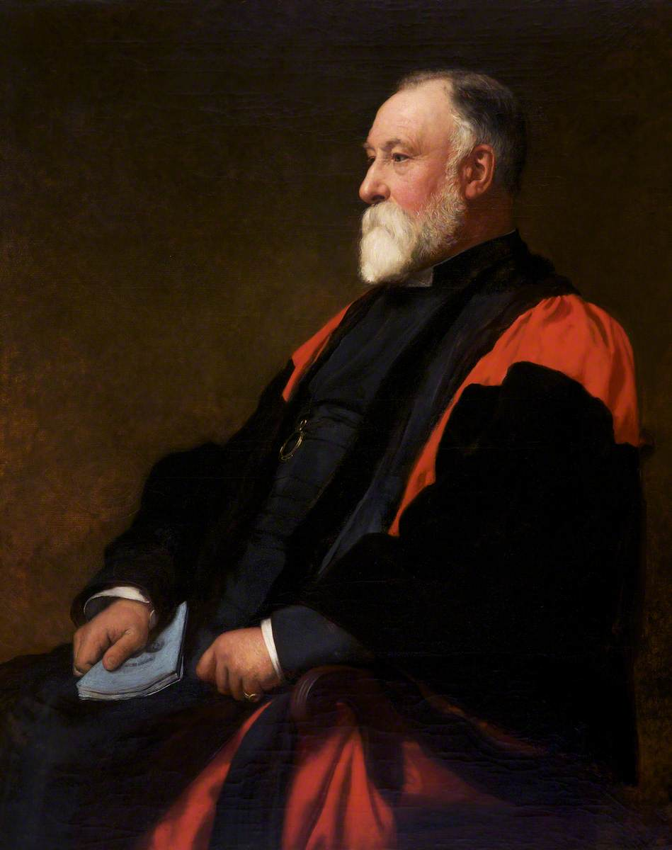 William Walter Merry (1835–1918), Rector (1884–1918)