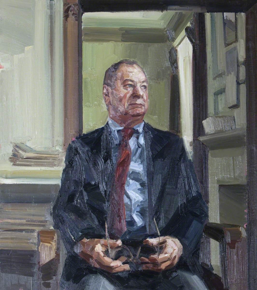 John Morris Roberts (1928–2003), Warden