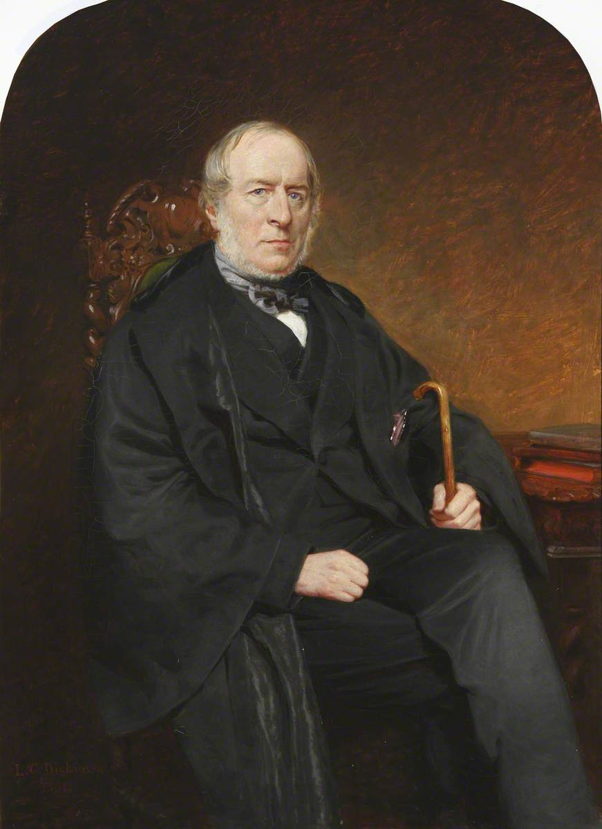 Reverend Frederick William Hope, MA, DCL, FRS, LS