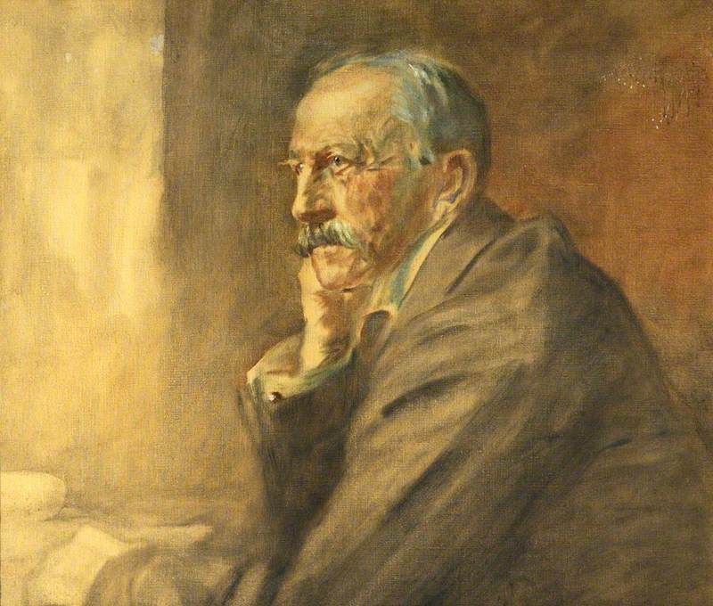Alfred (1854–1925), Viscount Milner, KG, Rhodes Trustee (1902–1925), Chairman of the Trust (from 1917)