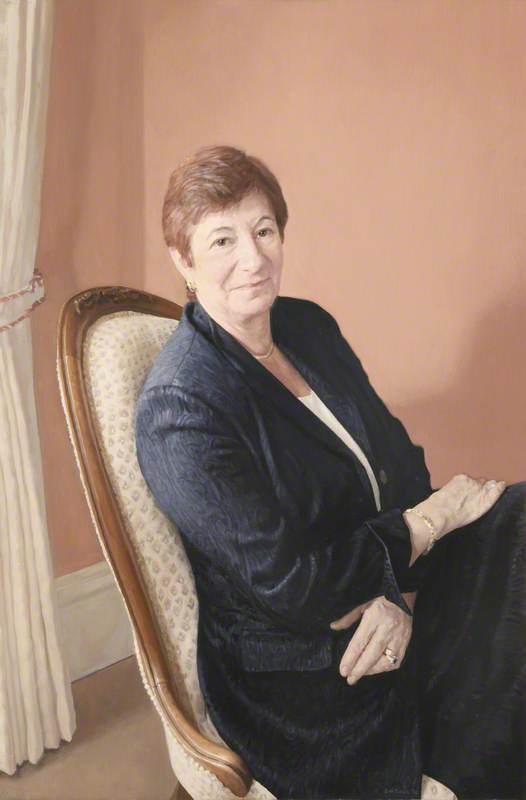 Dame Ruth Deech, Principal (1991–2004)