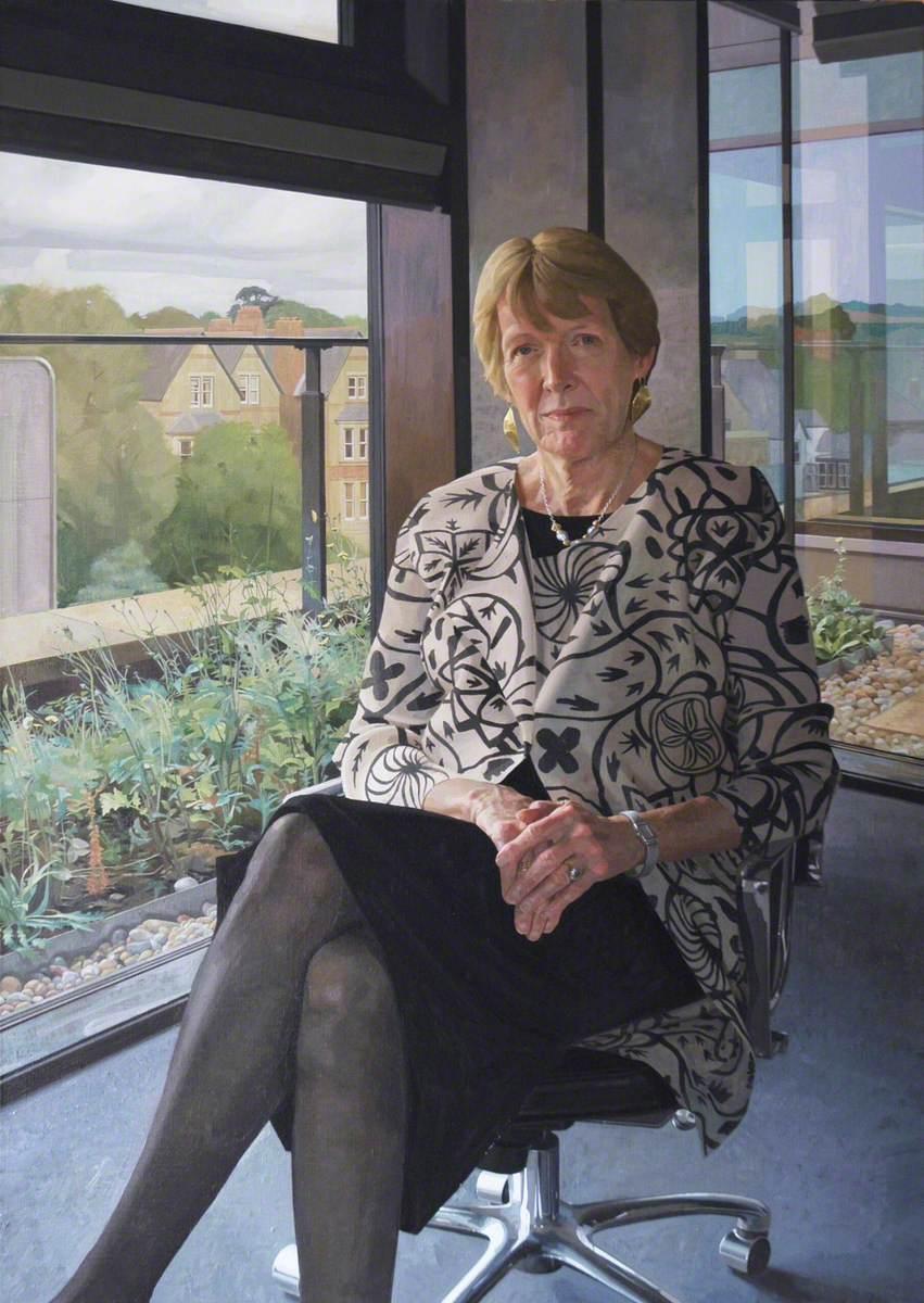 Professor Margaret MacMillan (b.1943)