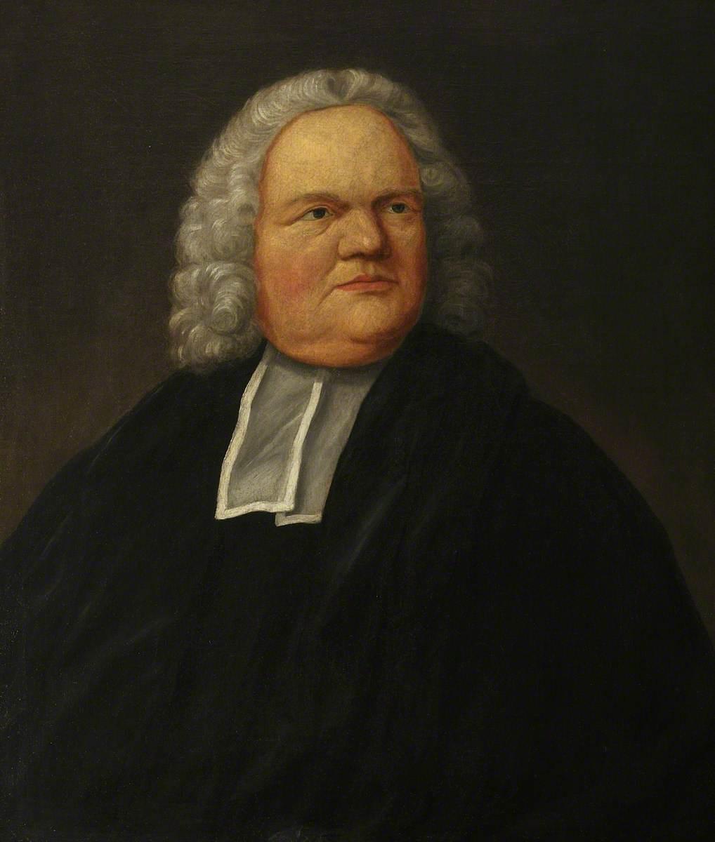 The Reverend Thomas Shaw, Principal (1692–1751)