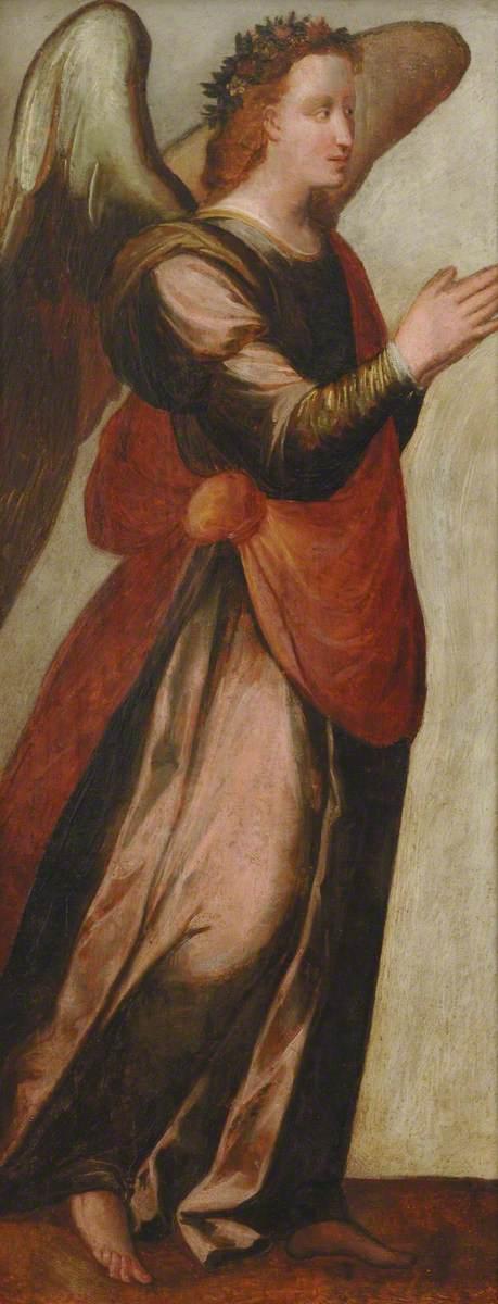 Florentine Angel (panel 1 of 2)
