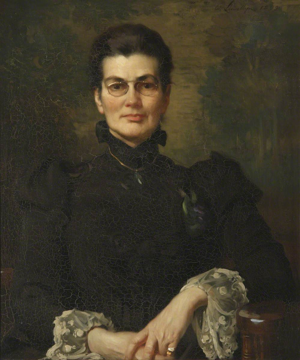 Charlotte Anne Elizabeth Moberley (1846–1937), Principal (1886–1915)