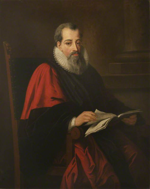Richard Crackenthorpe (1567–1624), Fellow (1590)