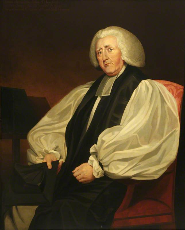 James Beauclerk (1709–1787), Bishop of Hereford