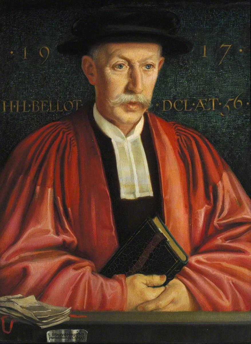 Hugh H. L. Bellot (d.1928)