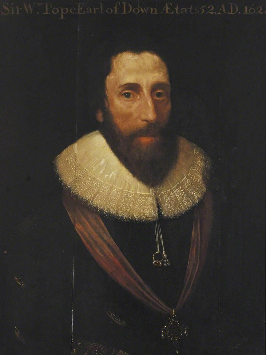 Sir William Pope (1573–1631), Earl of Downe