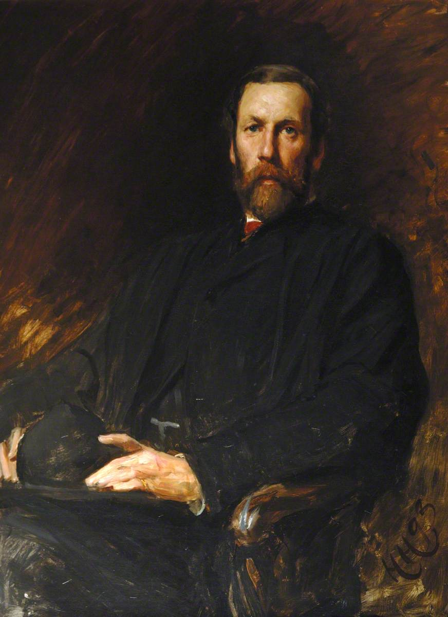 Henry F. Pelham (1846–1907), Camden Professor of Ancient History and President of Trinity College, Oxford