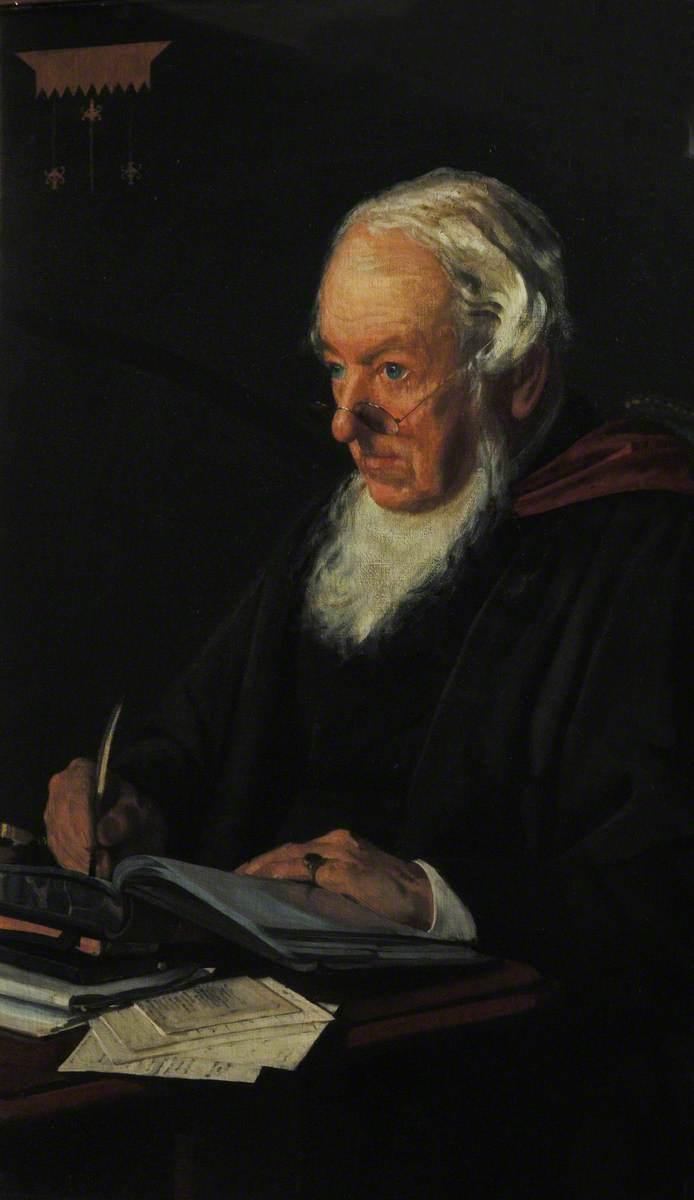 George Rawlinson (1812–1902), Camden Professor of Ancient History
