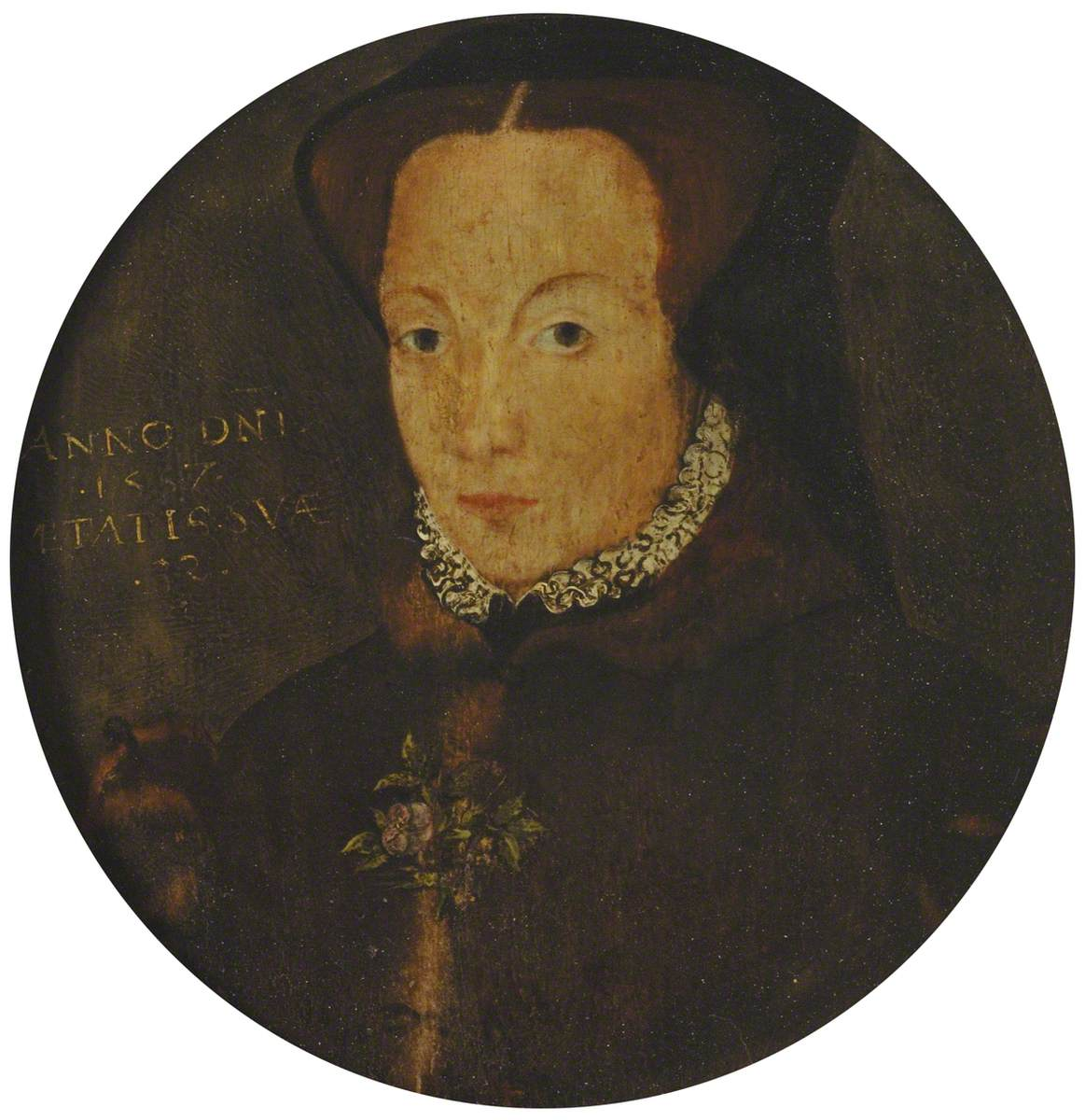 Portrait of an Unknown Lady, Aged 32