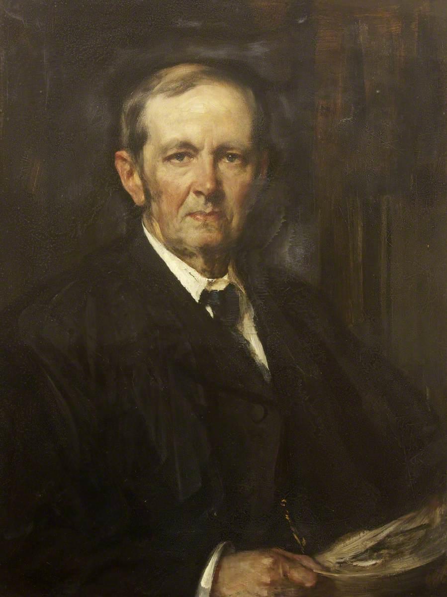 Thomas Watson Jackson (1839–1914), Fellow of Worcester College