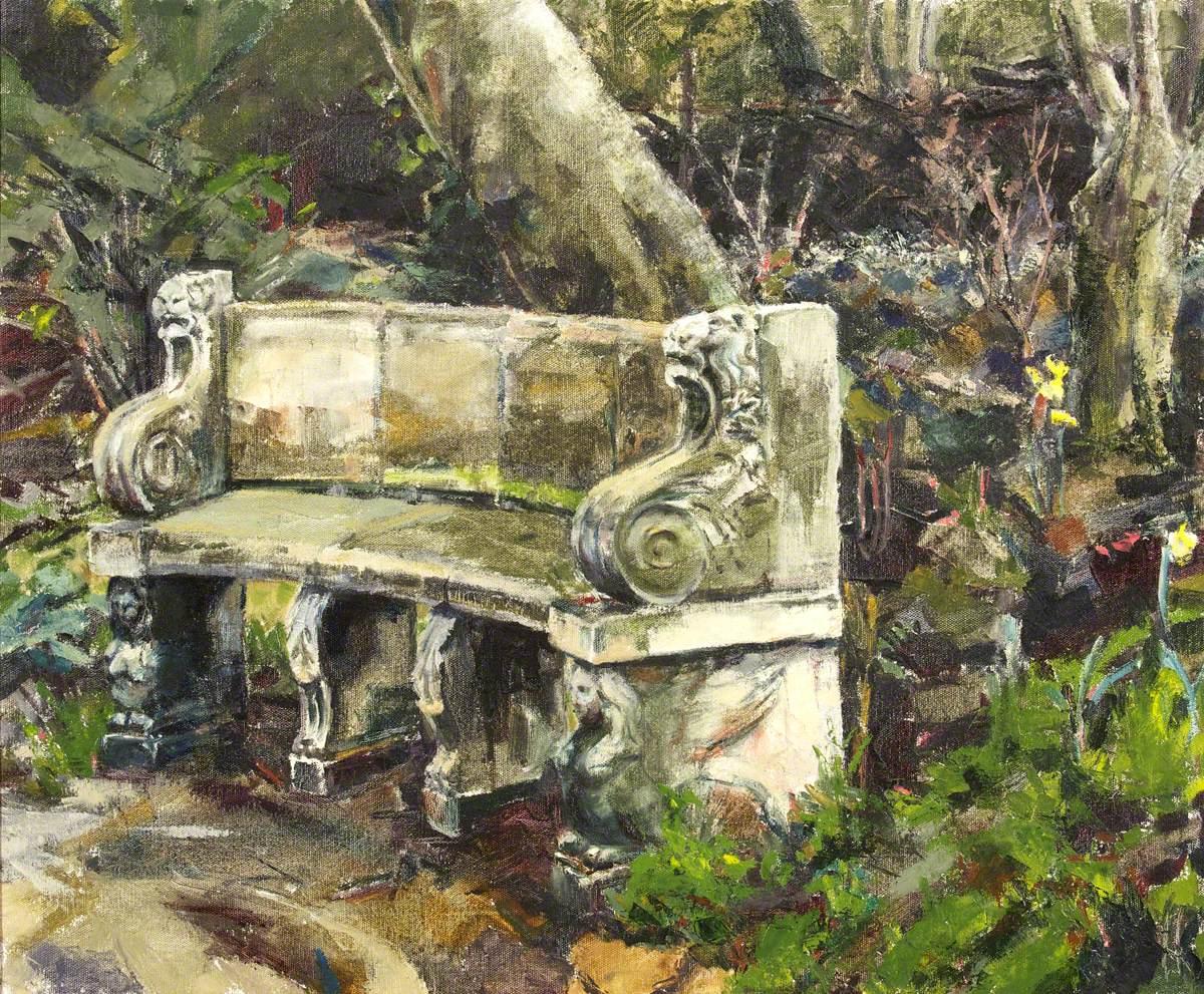 Garden Seat, Worcester College