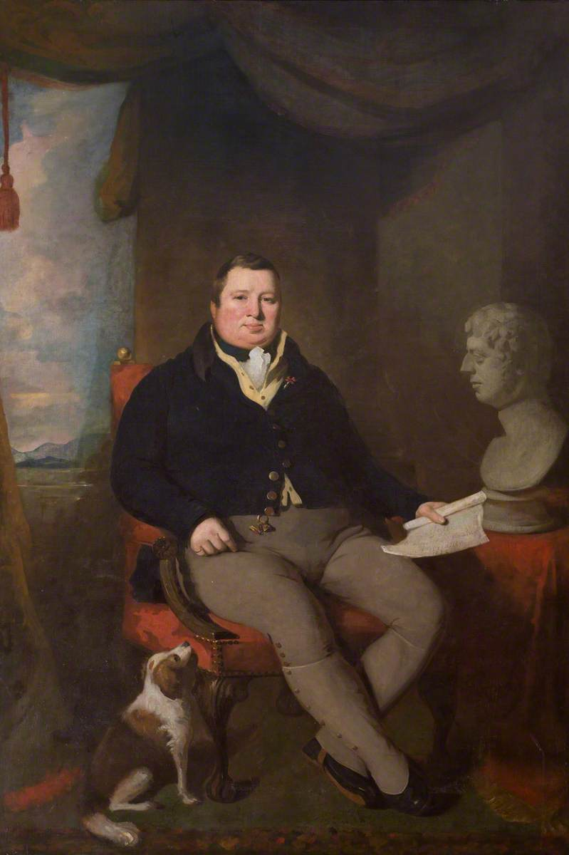 The Honourable William Maule of Panmure, MP