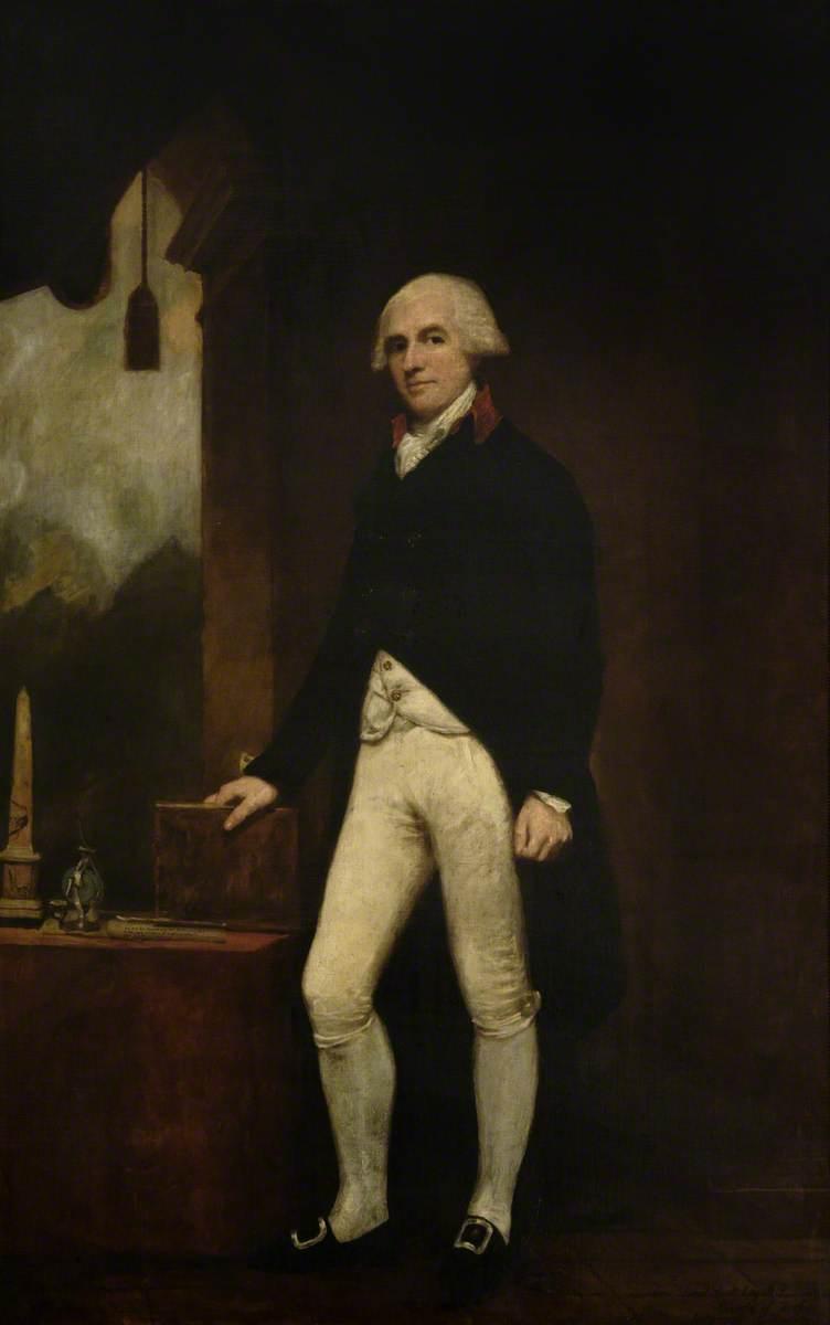 David Scott, MP, of Dunninald