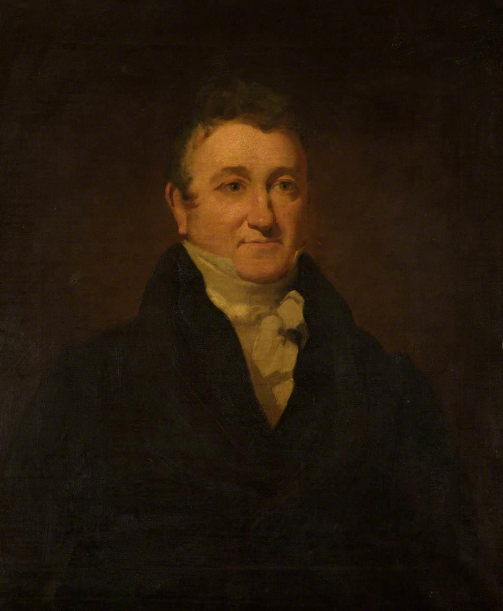 Provost James Burnes