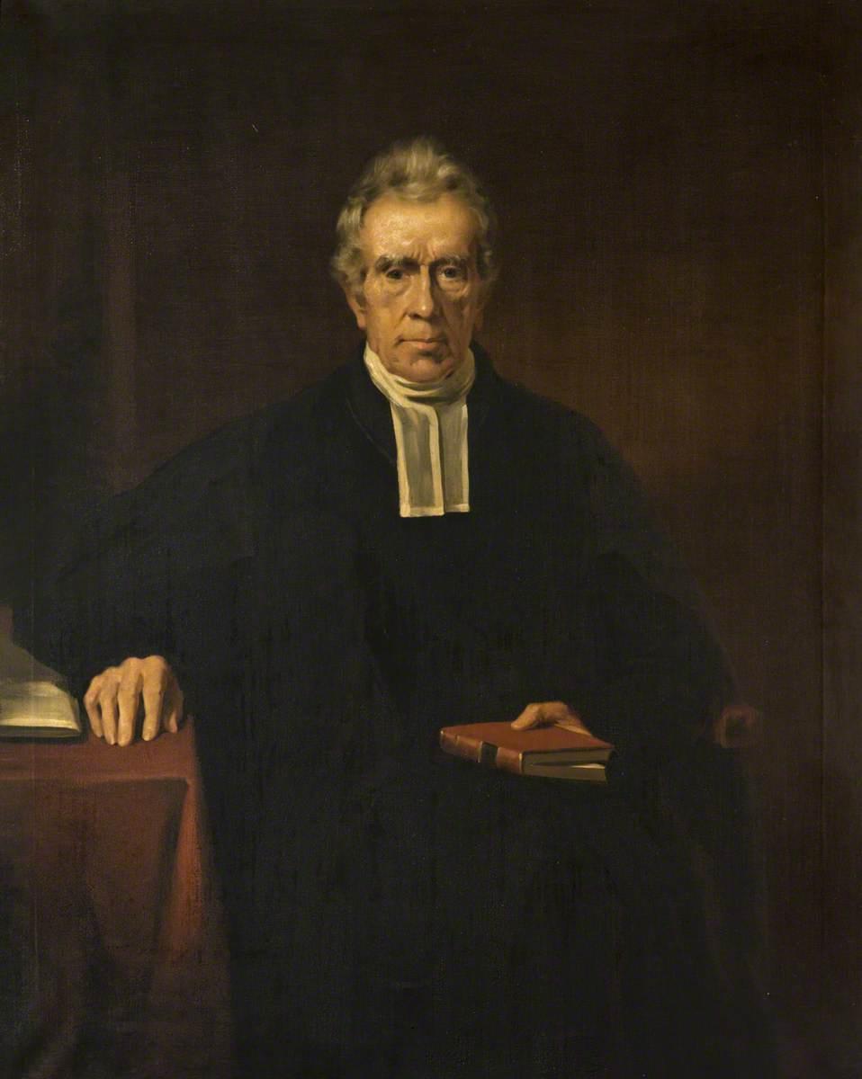 Reverend Joseph Paterson, DD